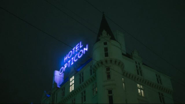 Hotel Opticon